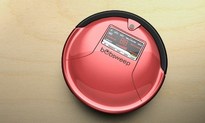 Robotic Vacuum Cleaner And Mop Groupon