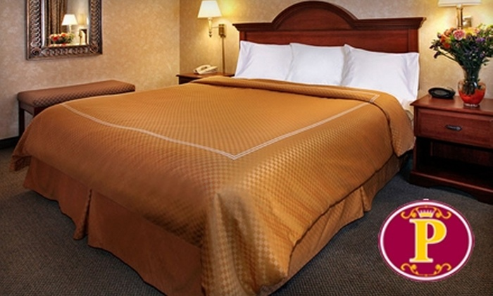 Prominence Hotel and Suites - Lake Forest: $50 for a One-Night Executive Holiday Suite for Two at The Prominence Hotel and Suites in Lake Forest