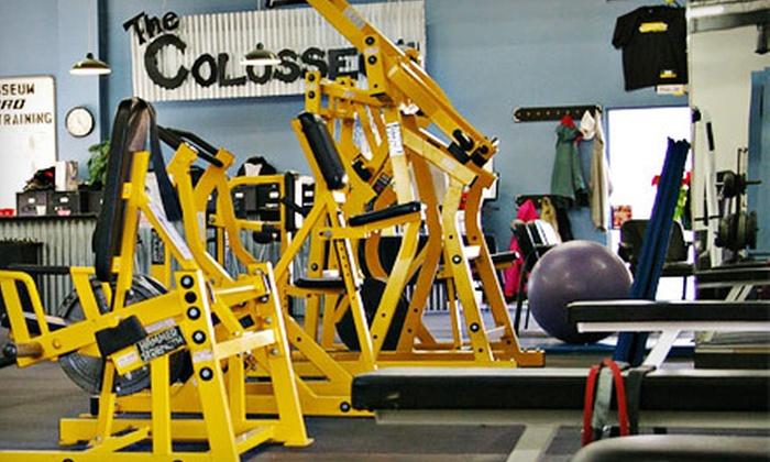 The Colosseum Gym - Ellicott City: 10, 20, or 30 One-Day Passes to The Colosseum Gym in Columbia (Up to 86% Off)