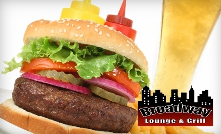 $20 Groupon to Broadway Lounge and Grill - Broadway Lounge and Grill in Green Bay