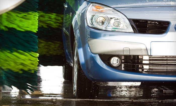 Mo's Car Wash - Myers: $32 for Five Silver-Package Washes at Mo's Car Wash (Up to $64.95 Value)