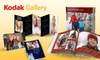 Kodak Gallery OOB: $10 for $20 Worth of Photo Books or Holiday Cards, Plus Four Free Accordion Desktop Calendars at KODAK Gallery