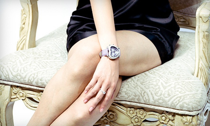 Valhalla Med Spa - Las Vegas: One or Two Laser Spider-Vein Treatments at Valhalla Med Spa (Up to 75% Off)
