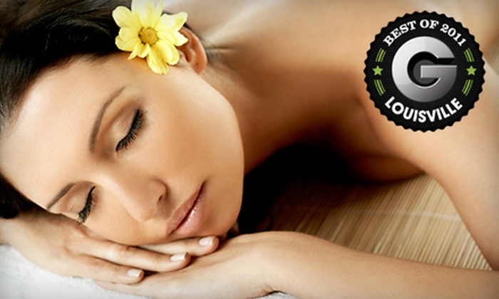 Light Hands Therapeutic Massage East - East Louisville: Swedish or Sports Massage with or without Hot Stones at Light Hands Therapeutic Massage East (Up to 63% Off)