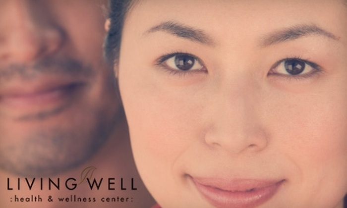 Living Well Dallas - Farmers Branch: $59 for a Nutritional or Life-Coaching Session at Living Well Dallas