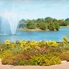 Chicago Botanic Garden – $10 for Parking
