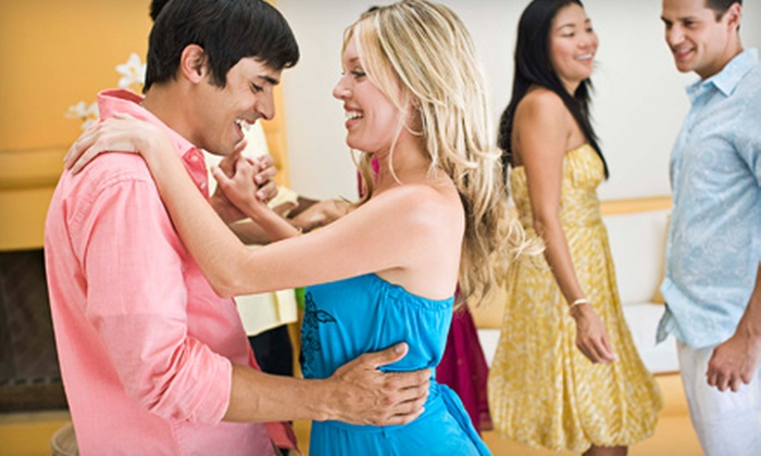 Century Dancesport - Tustin: $25 for 10 Group Dance Classes at Century Dancesport in Tustin ($100 Value)