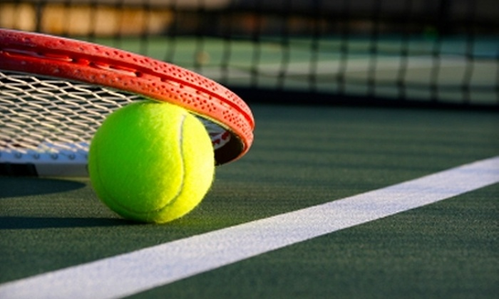 The Club Tennis Center at The Township at Colony Park - Township  at Colony Park: $66 for Two One-Hour Tennis Lessons at The Club Tennis Center at The Township at Colony Park ($132 Value)