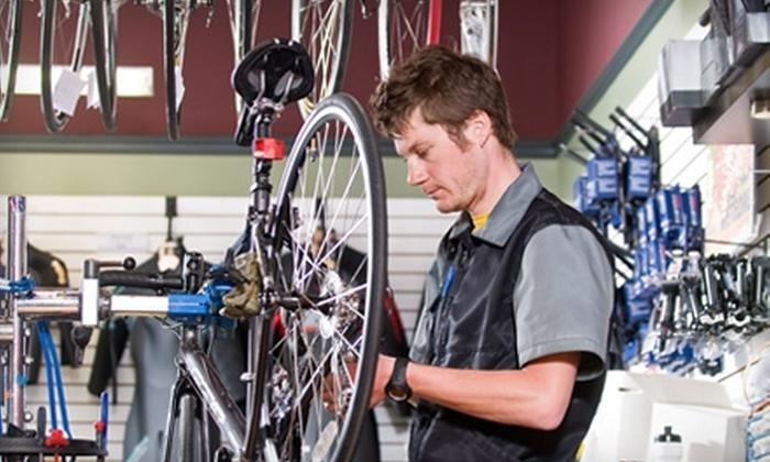 The Bike Rack - Flowood: $34 for a Premium Bike Tune Up at The Bike Rack ($75 Value)
