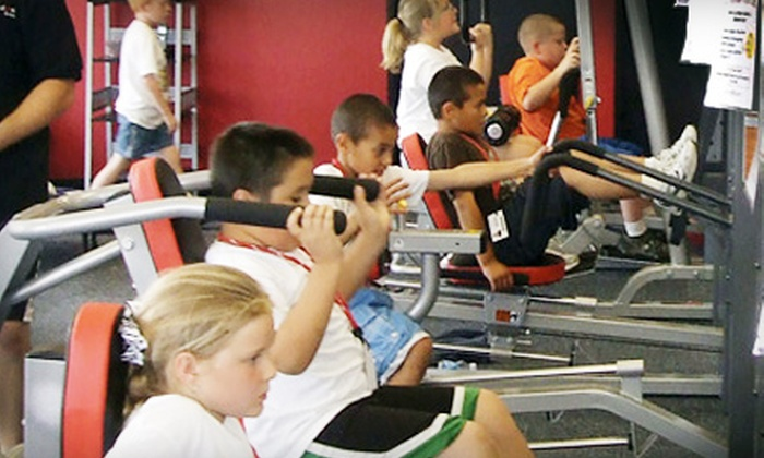 Fitwize 4 Kids - City Center: $24 for One Week of After-School Kids' Fitness Classes at Fitwize 4 Kids (Up to $65 Value)