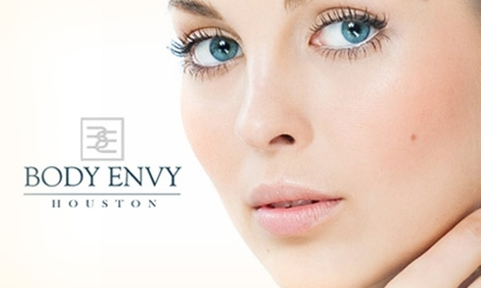 Body Envy Houston - Neartown/ Montrose: $40 for $85 Toward Microdermabrasion or a Chemical Peel at Body Envy Houston