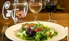 California Canteen French bistro - Hollywood Hills: $30 for $60 Worth of French Cuisine at California Canteen