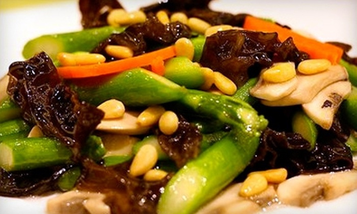 Asian Grill - North Raleigh: $8 for $20 Worth of Authentic Asian Fare at Asian Grill
