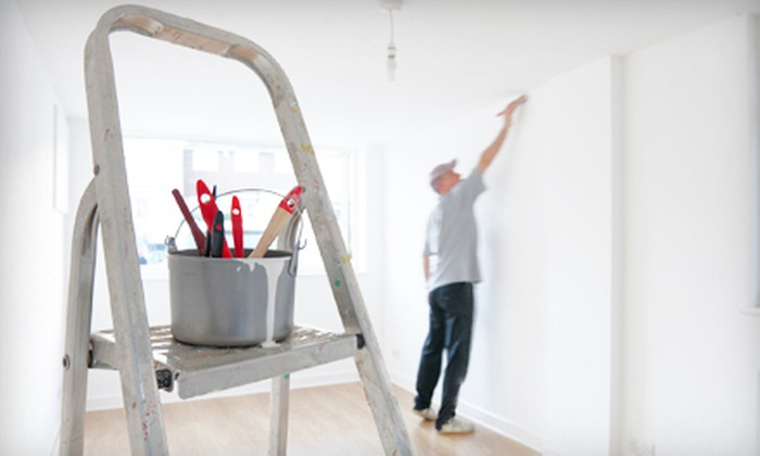 Oxford Remodeling & Handyman Service - Rockford: Two Coats of Paint for One, Two, or Three Rooms from Oxford Remodeling & Handyman Service (Up to 70% Off)