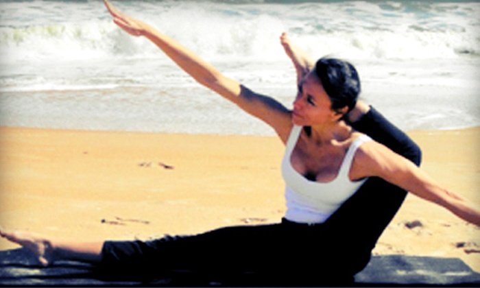Blue Moon Yoga and Fitness - Ormond Beach: $25 for 10 Classes at Blue Moon Yoga and Fitness ($100 Value)