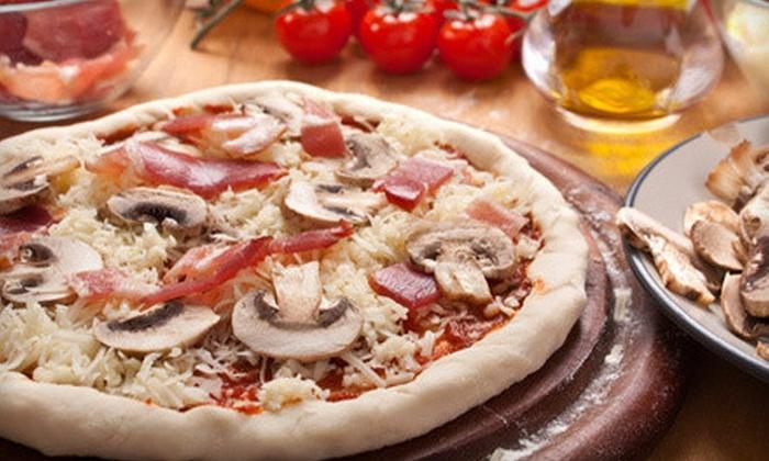 Papa Petrone's Take 'N Bake - Lake Ridge: $15 Worth of Oven-Ready Pizzas and Pastas