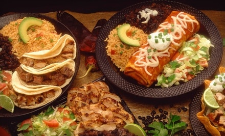$16 Groupon to Mi Casa Tequila Bar & Grill - Mi Casa Tequila Bar & Grill in Menasha