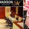 56% Off Manicure-Pedicure