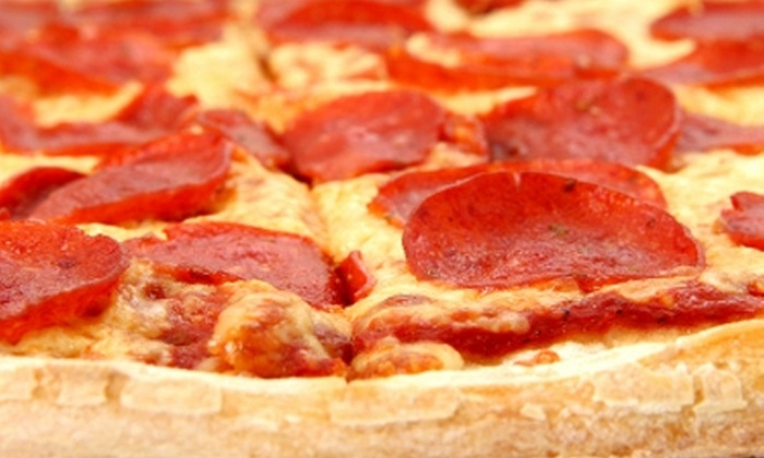 Joe's Place Pizza and Pasta - Yorktown: $10 for $20 Worth of Pizza, Pasta, and Other Saucy Fare from Joe's Place Pizza and Pasta