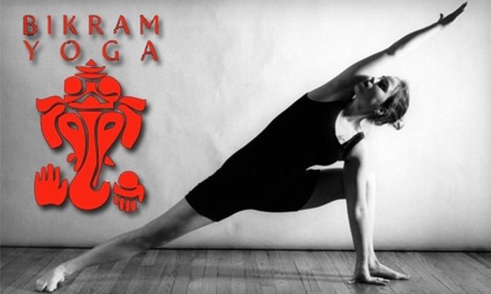 Bikram Yoga Hermosa Beach - Hermosa Beach: $29 for a Month of Unlimited Classes at Bikram Yoga Hermosa Beach