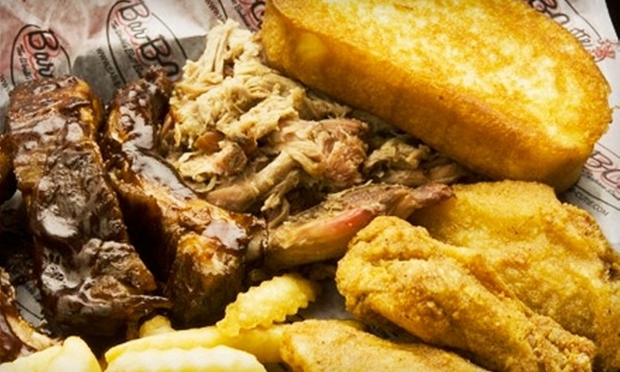 Bar-B-Cutie - Acworth: $7 for $15 Worth of Barbecue and Drinks at Bar-B-Cutie in Acworth
