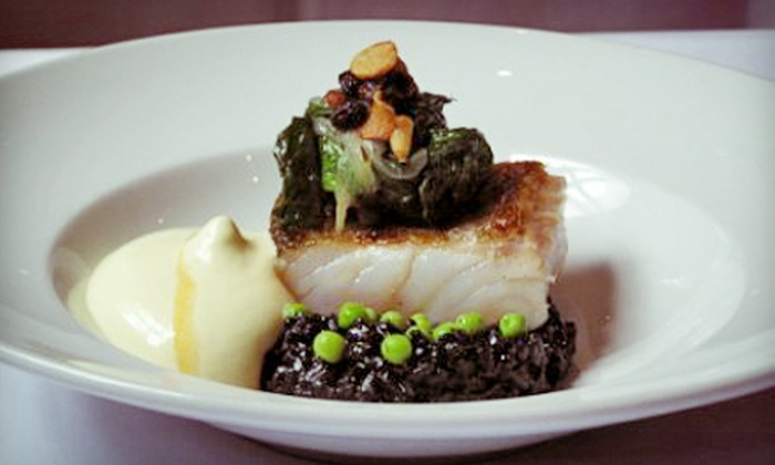 Tinto Tapas Bar - Norwalk: $20 for $40 Worth of Spanish Cuisine and Wine at Tinto Tapas Bar