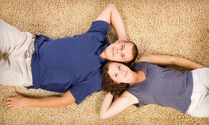 Central Chem-Dry - Franklin: $65 for Two-Room Carpet Cleaning from Central Chem-Dry (Up to $140 Value)