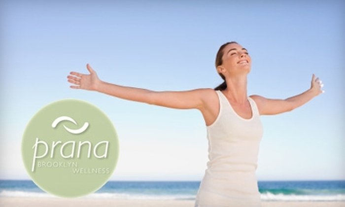 Prana Brooklyn Wellness - Windsor Terrace: Colon Hydrotherapy Session and Nutritional Counseling at Prana Brooklyn Wellness. Choose from Two Options.