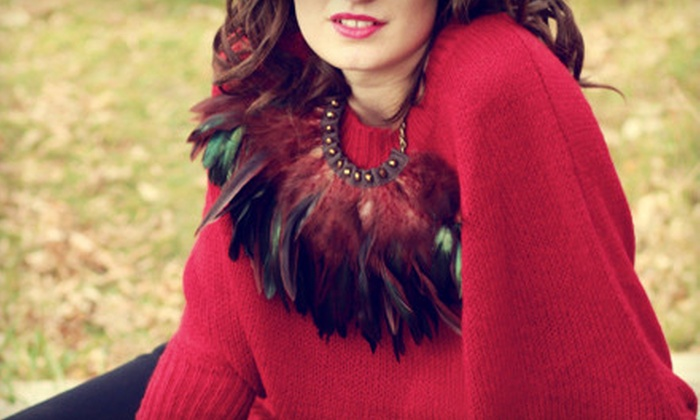 Obviously Chic Boutique: $25 for $50 Worth of Eclectic Women's Apparel and Accessories from Obviously Chic Boutique