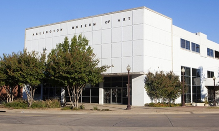"""Arlington Museum of Art - Arlington: Entry to the """"Women of Baseball"""" Exhibit for Two, Four, or Six Adults at Arlington Museum of Art (Half Off)"""