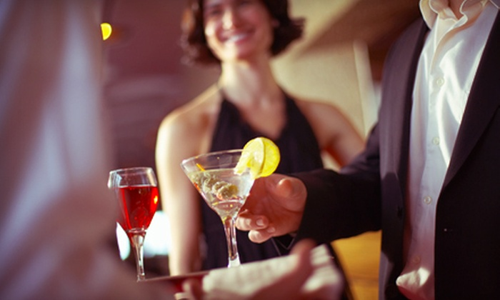 The Bartending School of Denver - Virginia Village: $189 for a 40-Hour Bartending Course with Textbooks at The Bartending School of Denver ($405 Value)