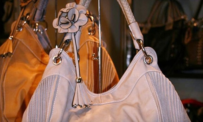 The Fickle Bag - Berkeley Hills: $20 for $40 Worth of Handbags and More at The Fickle Bag in Berkeley
