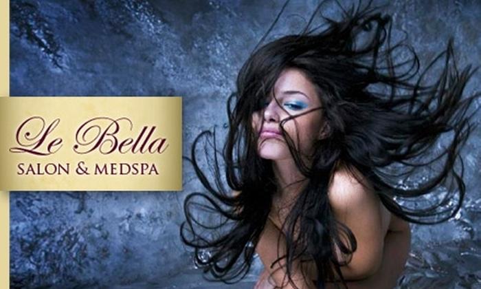 Le Bella Salon & Medspa - Paradise Valley: $100 Worth of Select Services at Le Bella Salon & Medspa