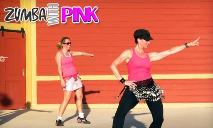 Zumba with Pink - Powell: $20 for Five Zumba Fitness Classes