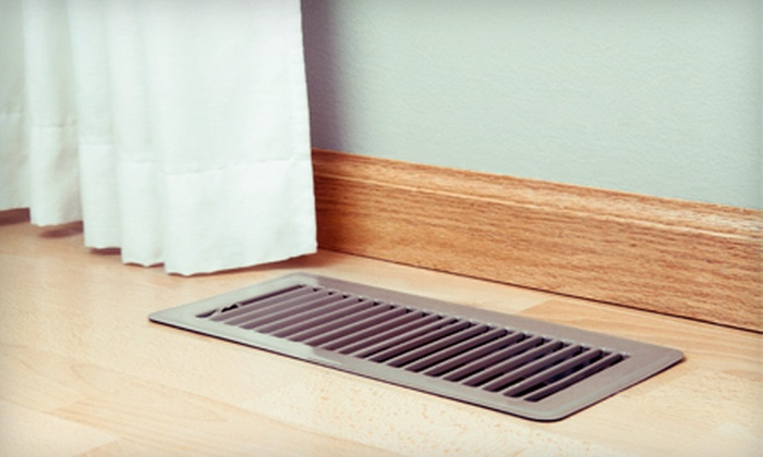 BestClean - Van Nest: Whole-House Air-Duct Cleaning with Optional Dryer-Vent Cleaning from BestClean (Up to 86% Off)