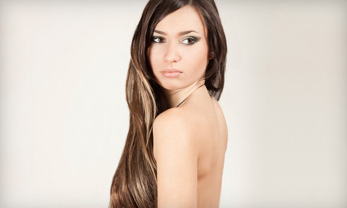 John Ira at The Corner Salon - Wedgwood South: Hair Extensions at The Corner Salon (Up to 56% Off). Two Options Available.