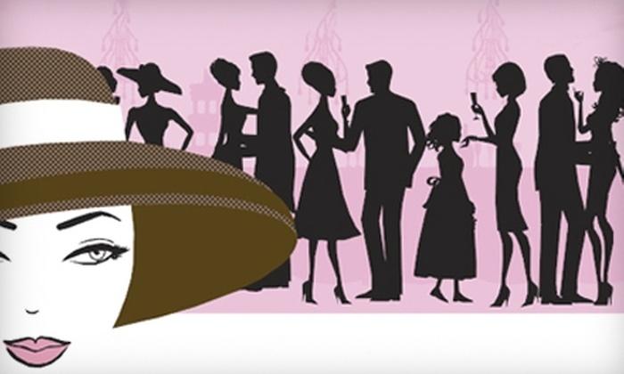 "Amarillo Opera - Downtown Amarillo: One Ticket to ""The Italian Straw Hat"" at Amarillo Opera. Three Options Available."