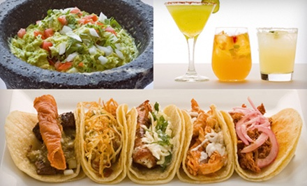 Mago Grill & Cantina: Lunch or Dinner for 2, Including Guacamole Appetizer, 2 Entrees and 2 Margaritas - Mago Grill & Cantina in Arlington Heights