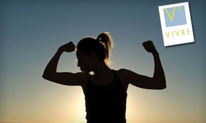 Vivre Fitness and Wellness - University South: $69 for a One-Month Membership to Vivre Fitness and Wellness in Palo Alto