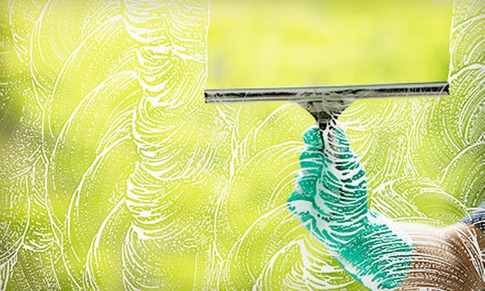 A & T Painting Services - Winnipeg: Window Cleaning for 15, 25, or 35 Windows from A & T Painting and Decorating (Up to 68% Off)
