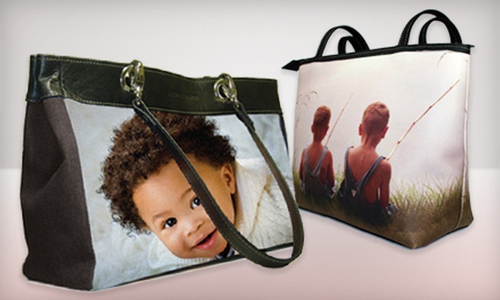 Gina Alexander: Custom Photo Bags and Tech Covers from Gina Alexander (Up to 61% Off). Two Options Available.