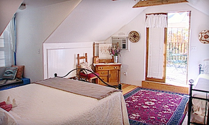 Casa Escondida Bed and Breakfast - Chimayo: $138 for Two-Night Stay for Two at Casa Escondida Bed and Breakfast in Chimayo (Up to $330 Value)