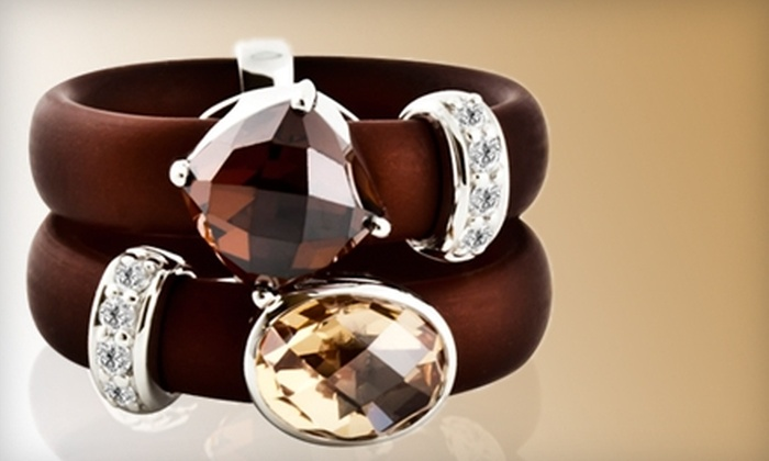 Dunkin's Diamonds - Multiple Locations: $50 for $100 Worth of Jewelry at Dunkin's Diamonds