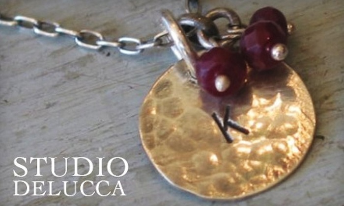 Studio DeLucca - Lakewood Village: $30 for a Jewelry-Making Class ($60 Value) or $25 for $50 Worth of Jewelry at Studio DeLucca