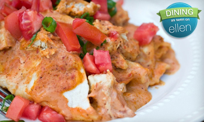 La Costa del Sol - South San Jose: Salvadorian and Mexican Meal for Two, Four, or Six at La Costa del Sol (59% Off)