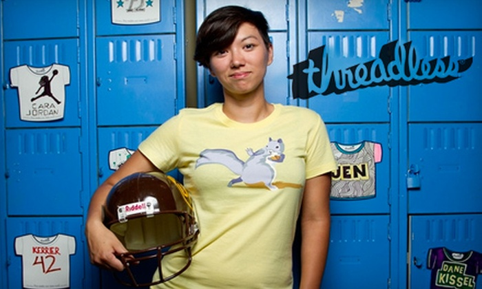 Threadless: $15 for $30 Worth of Artistic Tees and Accessories from Threadless