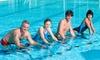 Fitness Entre L - Aulnay-sous-Bois: 3, 5 ou 10 séances d'aquabiking d'une durée de 30 minutes la séance dès 22 € chez Fitness Entre L
