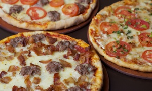 Arris' Pizza KC: Pizza and Greek Food at Arris' Pizza KC (40% Off). Two Options Available.
