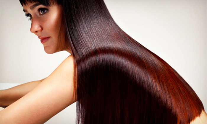 Air Salon & Spa - Fox Point: Hair Services at Air Salon & Spa (Up to 62% Off). Three Options Available.