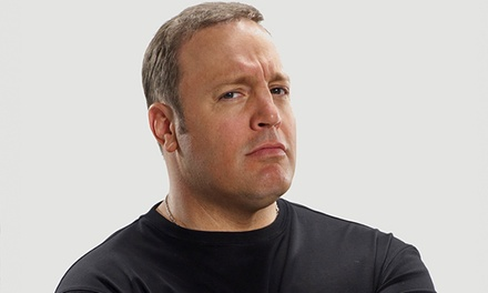 Kevin James at Bell Auditorium on October 29 at 7:30 p.m. (Up to 57% Off)